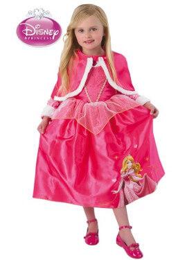 Disfraz de Bella Durmiente Winter de Disney para niña