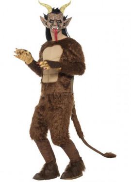 Disfraz de Bestia Krampus para hombre