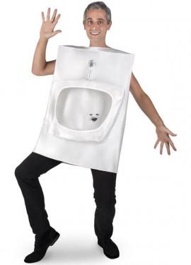 Disfraz de Bidé de aseo para adultos