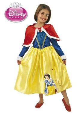 Disfraz de Blancanieves Winter para niñas