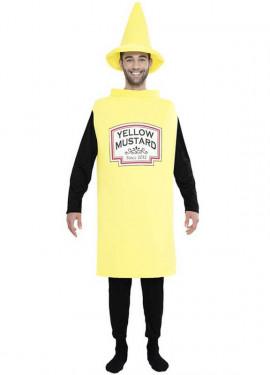 Costume da mostarda per uomo