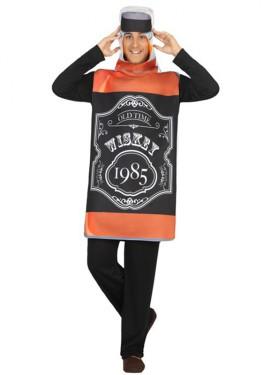 Disfraz de Botella de Whisky para adultos