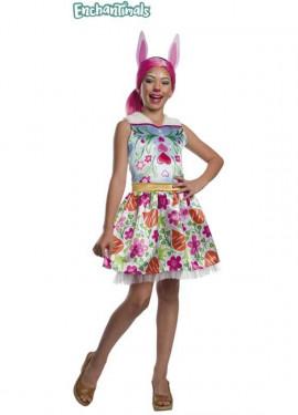 Disfraz de Bree Bunny de Enchantimals para niña