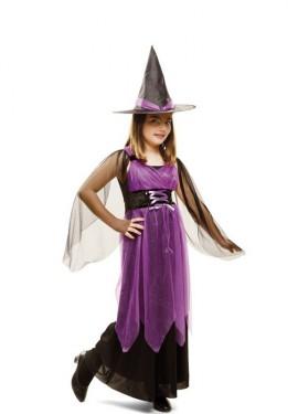 Disfraz de Bruja Piruja para niñas para Halloween