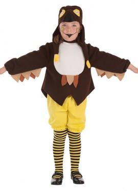 Disfraz de Buhíta Loca para niña