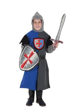 Déguisement Chevalier Templier pour garçon