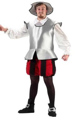 Disfraz de Caballero Don Quijote para hombre