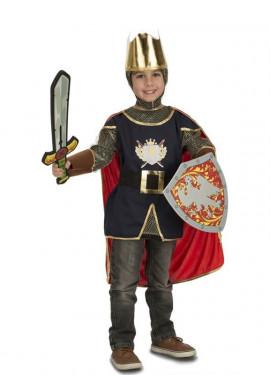 8cdb53670 Disfraces Medievales y Guerreros para Niño · Disfraz Medieval Niños
