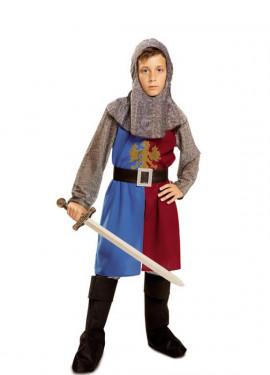Déguisement Chevalier Médiéval d'Aigle pour garçon