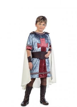 Disfraz de Caballero Medieval Diago para niño