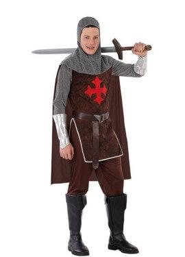Disfraz de Caballero Medieval para adolescente