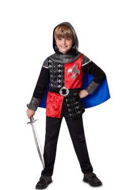 2babeae08 Disfraz de Princesa Medieval Roja para niña
