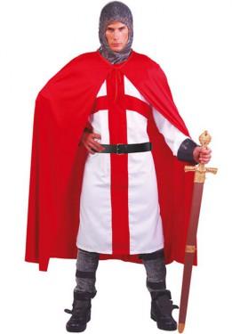 Disfraz de Caballero Templario para hombre