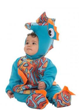 Costume da Cavalluccio Marino per neonati