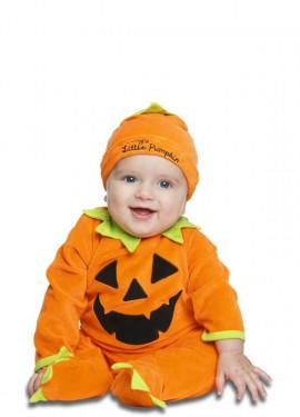 Disfraz de Calabacita Halloween para bebé