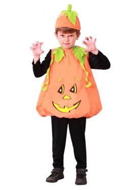 Disfraz de Calabaza Boy para niños