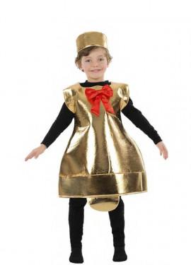 Disfraz de Campana Belén para niños