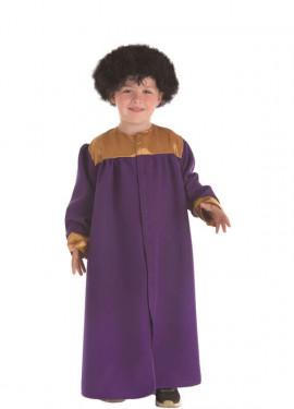 Disfraz de Cantante de Góspel para niños