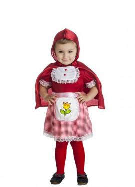 Disfraz de Caperucita para niña y bebé