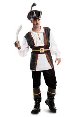 Disfraz de Capitán Oro para hombre