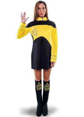 Déguisement Capitaine Galactique pour femmes