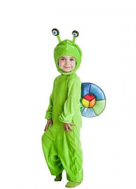 Disfraz de Caracol para niños