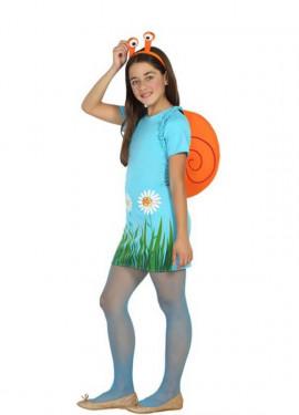 Disfraz de Caracol Primavera para niña