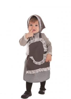 Disfraz de Castañera para bebé
