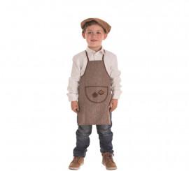 Costume  Castagnaio autunno per bambino