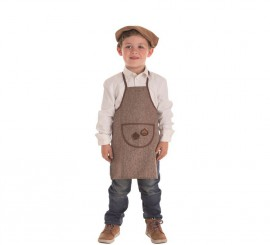 Disfraz de Castañero Otoño para niño