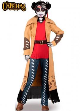 Costume da donna Catrina Angelica