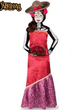 Costume da donna Catrina Cassandra