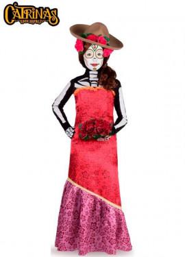 Costume di Catrina Cassandra per bambina
