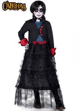Costume da donna Catrina Zoe
