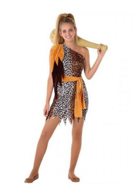 Disfraz de Cavernícola para adolescente