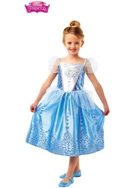 Disfraz de Cenicienta Deluxe de Disney para niña