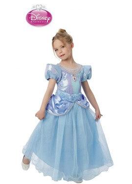 Disfraz de Cenicienta premium de Disney para niña