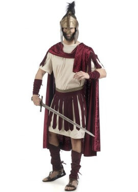 Disfraz de Centurión Romano para hombre