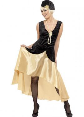Disfraz de Charlestón de los Años 20 para chicas