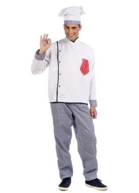 Disfraz de Chef Gourmet para hombre