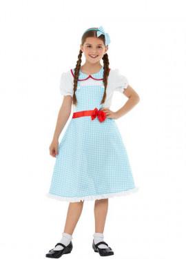 Disfraz de Chica de Kansas para niña