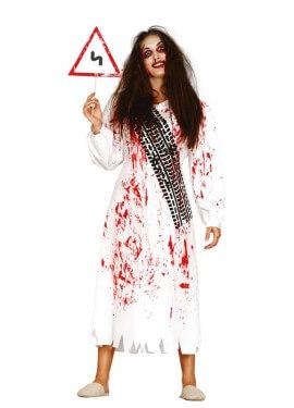 Disfraz de Chica de la Curva sangrienta
