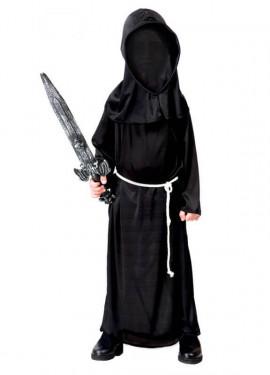 Disfraz de Chico de La Oscuridad para niño