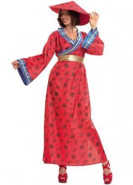 Costume di porcellana per donna