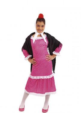 Disfraz de Chulapa Madrileña para niña y bebé