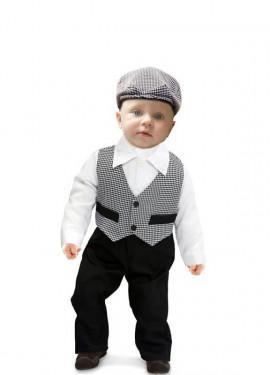 Disfraz de Chulapo Madrileño para bebé