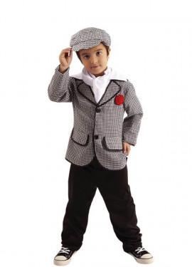 Disfraz de Chulapo Madrileño para niño y bebé