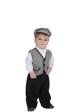 Disfraz de Chulapo o madrileño para bebé