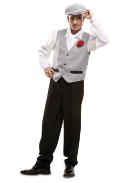 Disfraz de chulapo o madrileño para hombres