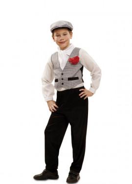 Disfraz de chulapo o madrileño para niño y bebé